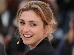French actress, Julie Gayet