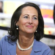 Segolene Royal, ex long-time partner of French president Francois Hollande